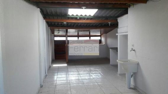 Sobrado Contendo 2 Casas, Ótimo Para 2 Famílias - Cf22600
