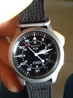 Reloj Seiko 5.. Impecable, Igual A Nuevo!!