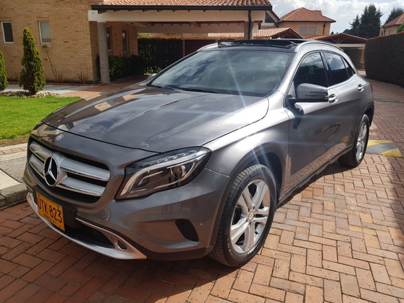 Mercedes-benz Clase Gla 200 At 2015
