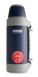 Termo Acero Inoxidable Bremen 48hs 1,2 Litros Frio Calor