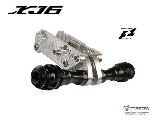 Slider Protetor Motor F1 Procton Yamaha Xj6n Xj6 N 2010-2012
