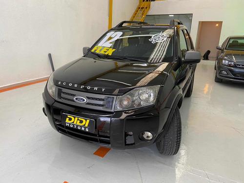Ford Ecosport 2012 1.6 16v Freestyle Flex 5p