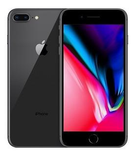 iPhone 8 Plus 64 Gb .preto.