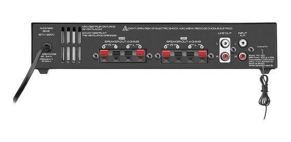 Receiver Taramps Residencial Sd Usb Bluetooth Ths 1800