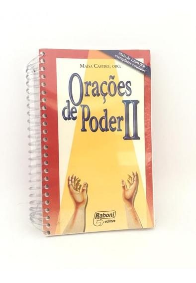 Livro - Orações De Poder Ll