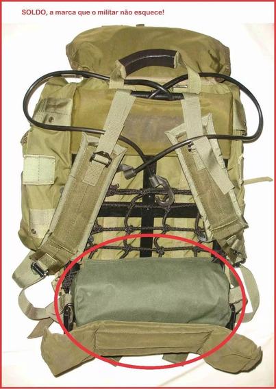 Porta Bizú Mochila Curso Guerra Selva Militar Acampamento