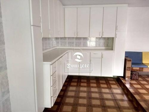 Casa Com 3 Dormitórios À Venda, 132 M² Por R$ 460.000,00 - Parque São Vicente - Mauá/sp - Ca1092