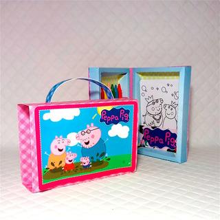 Arquivo Corte Kit Festa Peppa Pig Pdf \66/