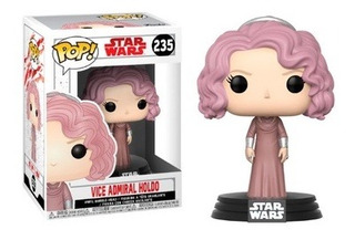 Figura Funko Pop! Star Wars The Last Jedi Vice Admiral Holdo