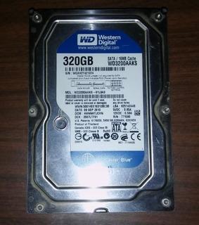 Disco Duro 320 Gb