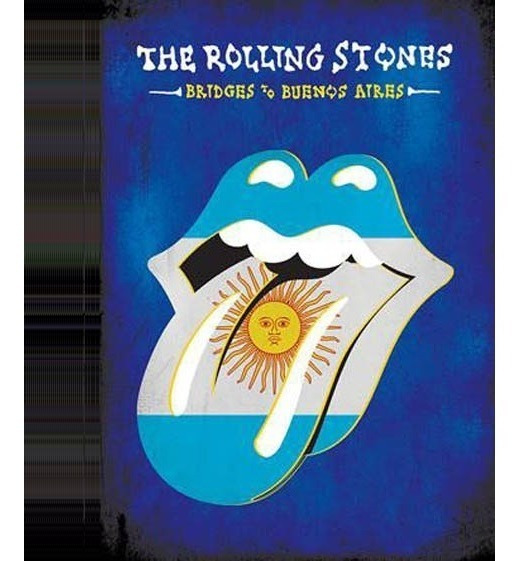 Rolling Stones Bridges To Buenos Aires Dvd Nuevo 2019