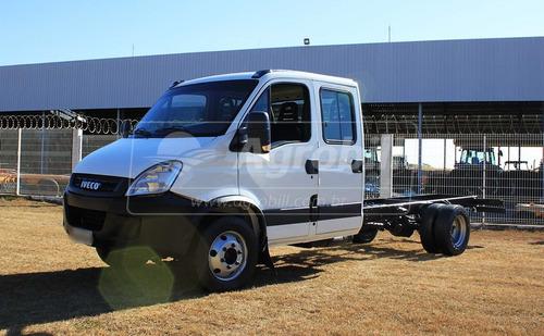 Caminhão Iveco Daily 70c16hd Modelo Massimo Ano 2012