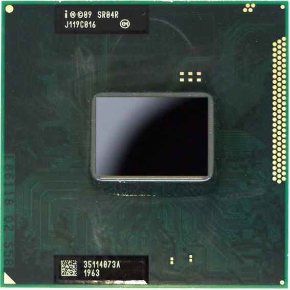 Processador Notebook Novo Core I3 2310m 2.10ghz 3m Sr04r