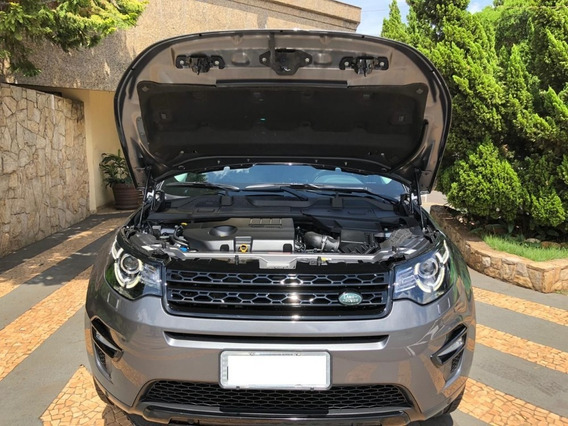 Discovery Sport Hse 2.0 Turbo Diesel 5 Lugares 2018