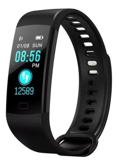 Pulsera Inteligente Y5 Smart Watch Fitness Monitor Cardiaco