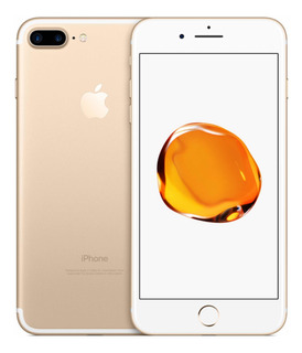 iPhone 7 Plus 128 Gb Gold Perfeito Estado!