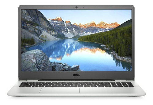 "Imagen 1 de 8 de Laptop Dell Inspiron 3505 gris 15.6"", AMD Ryzen 5 3450U  8GB de RAM 256GB SSD, AMD Radeon Vega 8 60 Hz 1366x768px Windows 10 Home"