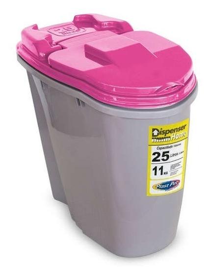 Porta Ração Dispenser Home Plast Pet 10kg A 11kg De Ração