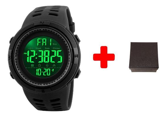 Relógio Skmei Original Esportivo A Prova D´água + Caixa