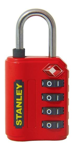 Candado Para Equipaje Tsa Stanley 30mm