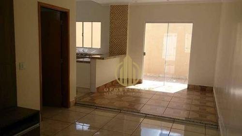 Imagem 1 de 15 de Casa Residencial À Venda, Bonfim Paulista, Ribeirão Preto. - Ca0742