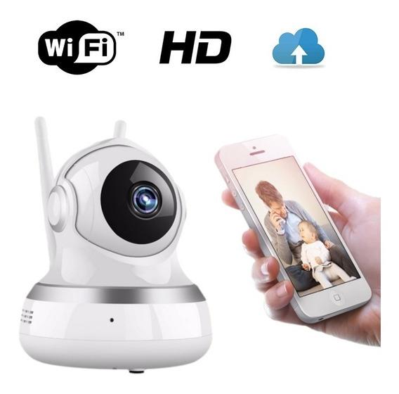 Baba Eletrônica Câmera Wifi Visao Noturna Com Audio Android
