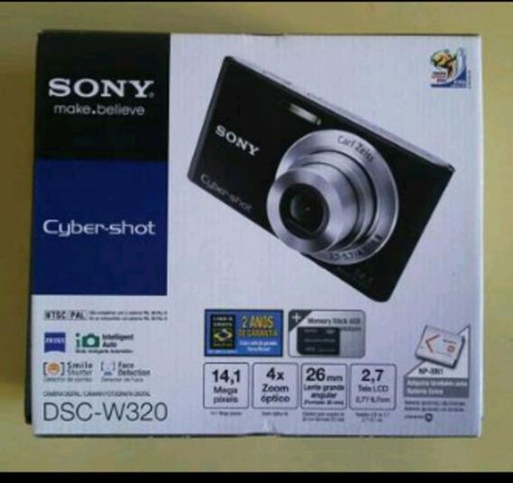 Câmera Sony Cyber Shot Digital