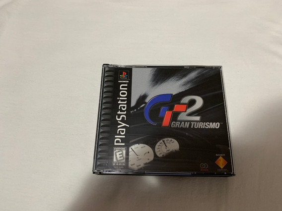 Gran Turismo 2 Ps1 Completo Americano Original