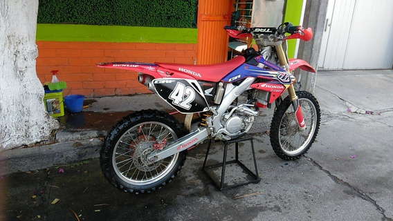 Honda Crf 250 R Motocross
