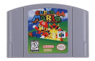 Cartucho Para Nintendo 64 N64 Super Mario