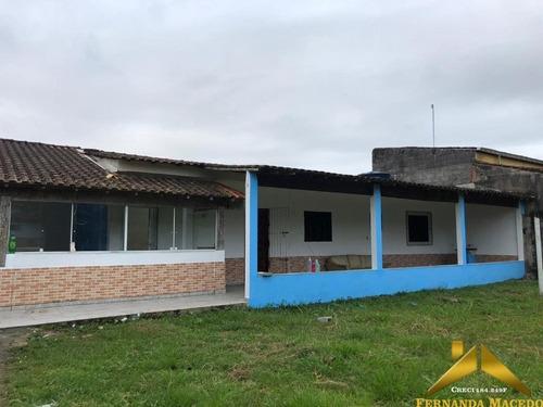 Chácara Mil Metros A 400m Da Rodovia Com 2 Casas - Ch00010 - 69019146