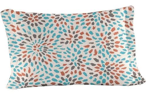 Porta Travesseiro Abas Teka Yasmin 50x70cm