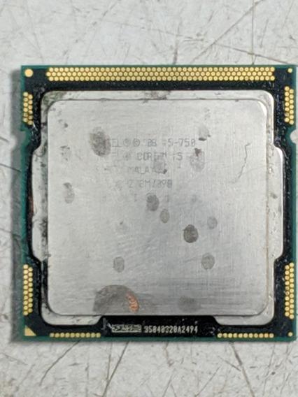 Processador Intel I5 750 Lga 1156