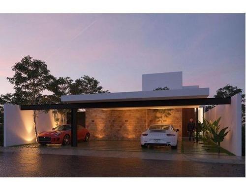 Casa En Condominio En Temozon Norte, Mérida