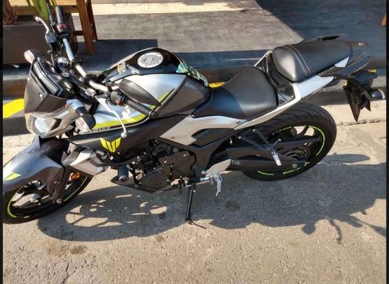 Yamaha Mt- 03
