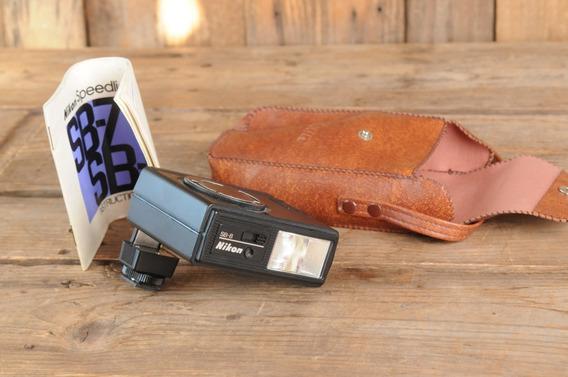 Flash Nikon Sb8