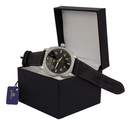Relógio Masculino Spaceman Orizom Analógico Rsm2