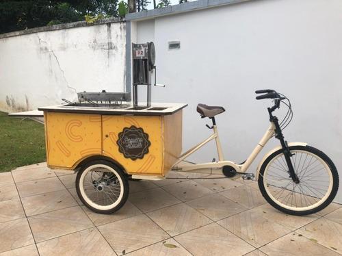 Imagem 1 de 6 de Bicicleta Food Bike