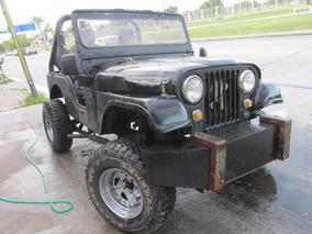 Vendo O Permuto Jeep Ika Motor Torino 4x4