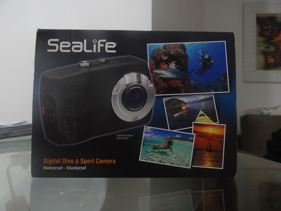 Camera Sea Life Mini Ii / Waterproof Shockproof Digital