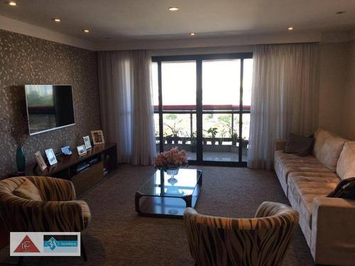 Imagem 1 de 22 de Apartamento Com 4 Dormitórios À Venda, 170 M² Por R$ 980.000,00 - Tatuapé - São Paulo/sp - Ap5740