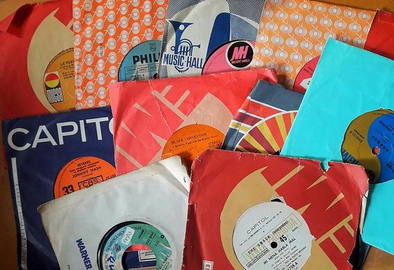 Discos De Vinilo - Singles. Nac E Imp. Varios Generos!