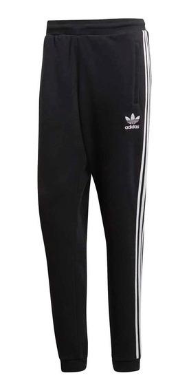 Pantalon adidas Originals Moda 3 Tiras Hombre-12734