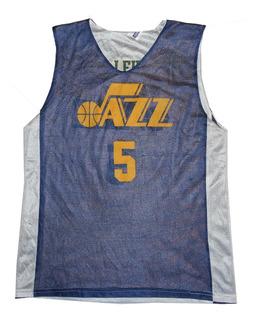 Camiseta Nba - M - Utah Jazz - Reversible - 027