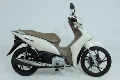 Honda Biz 125i 2020 Bege