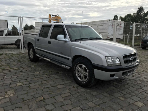 Chevrolet S10 2004 2.8 Executive Cab. Dupla 4x4 4p