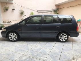 Minivan De 7 Lugares Honda Odyssey