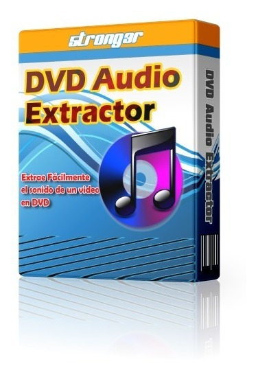 Dvd Audio Extractor 5.0 + Serial Original