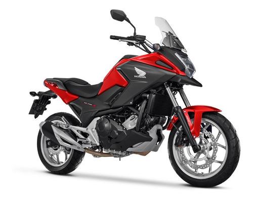 Imagem 1 de 9 de Honda Nc 750x 2021 - Vermelho
