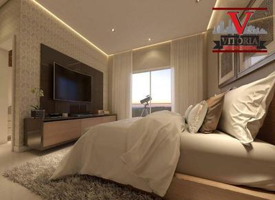 Apartamento À Venda - Centro - Matinhos/pr - Ap1452